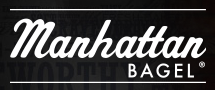 Manhatten Bagel Logo
